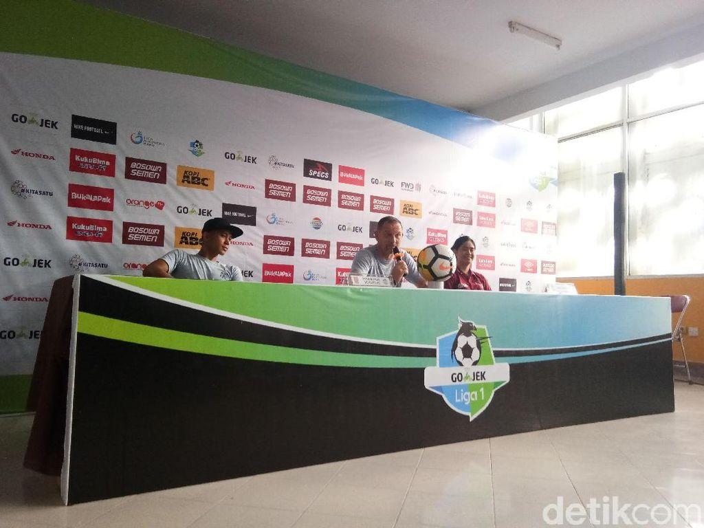 Borneo FC Dituntut Jaga Mental dan Tampil Disiplin di Kandang PSM