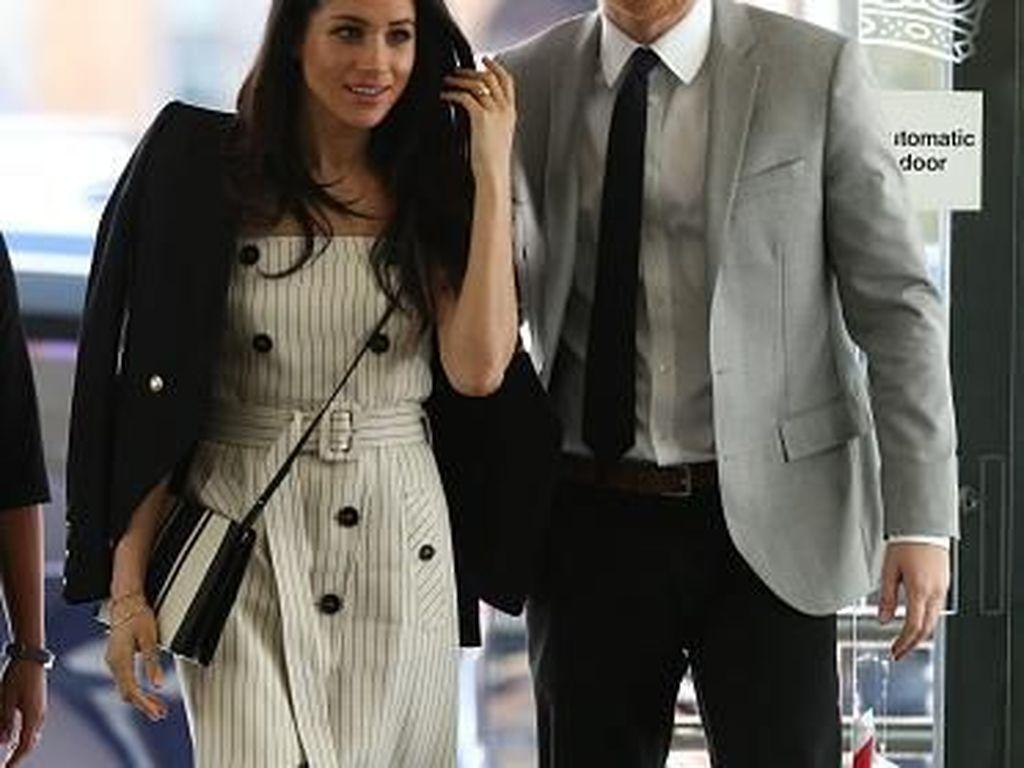 Ada Uang Pajak Dipakai di Pernikahan Pangeran Harry-Meghan Markle?