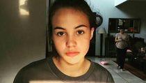 Terpikat Pesona Portia Fischer, Bek Cantik U-16 yang Bikin Jatuh Cinta