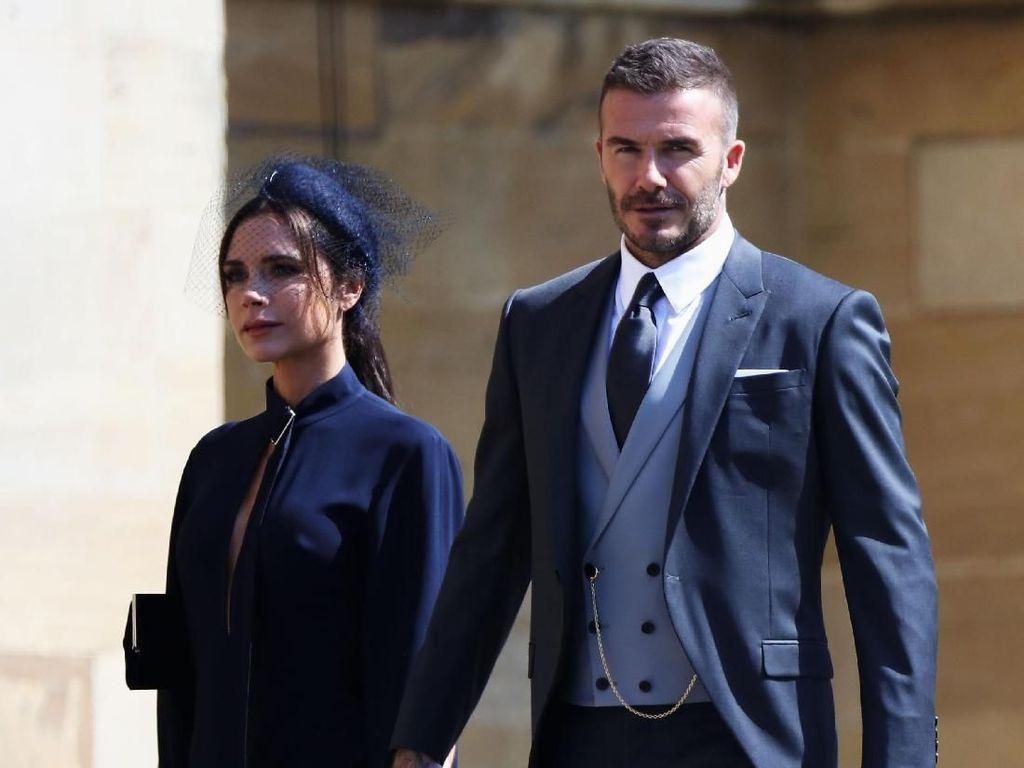 Romantis! David-Victoria Beckham Rayakan 19 Tahun Pernikahan