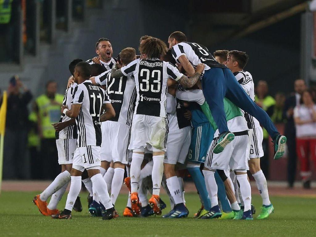 Juventus Mendominasi Serie A karena Tim-Tim Lain Lemah