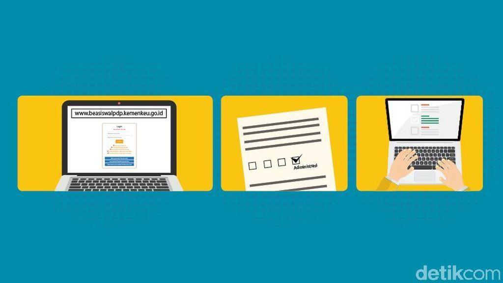 Mau Patungan Biaya Kuliah dengan Beasiswa LPDP? Ini Caranya