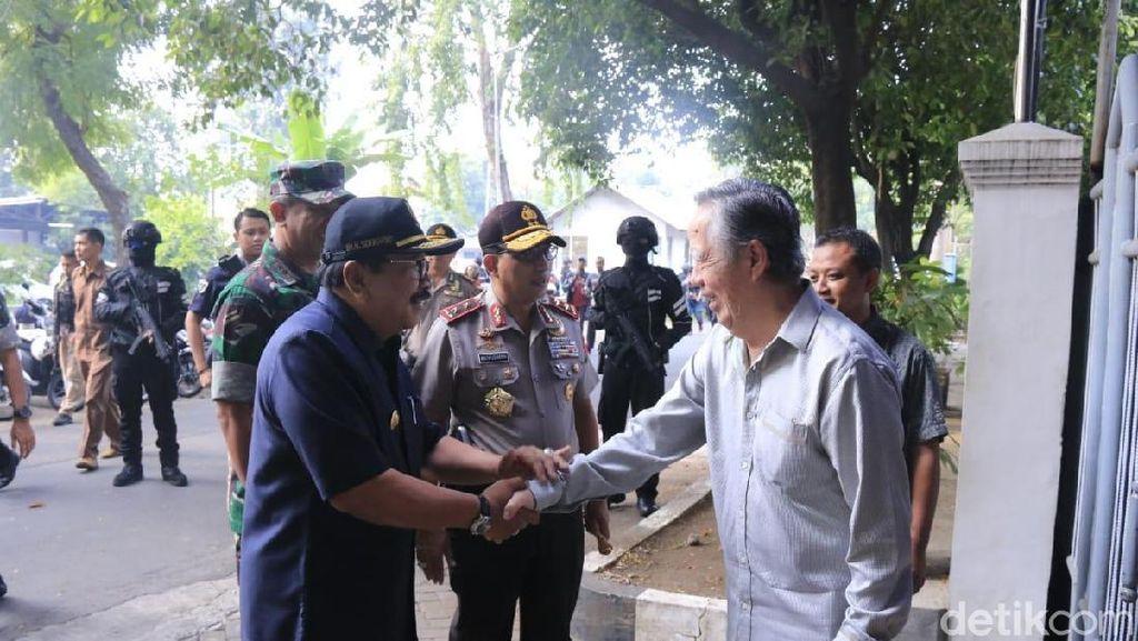 Sepekan Usai Bom di Surabaya, Polisi Jamin Ibadah di Gereja Aman