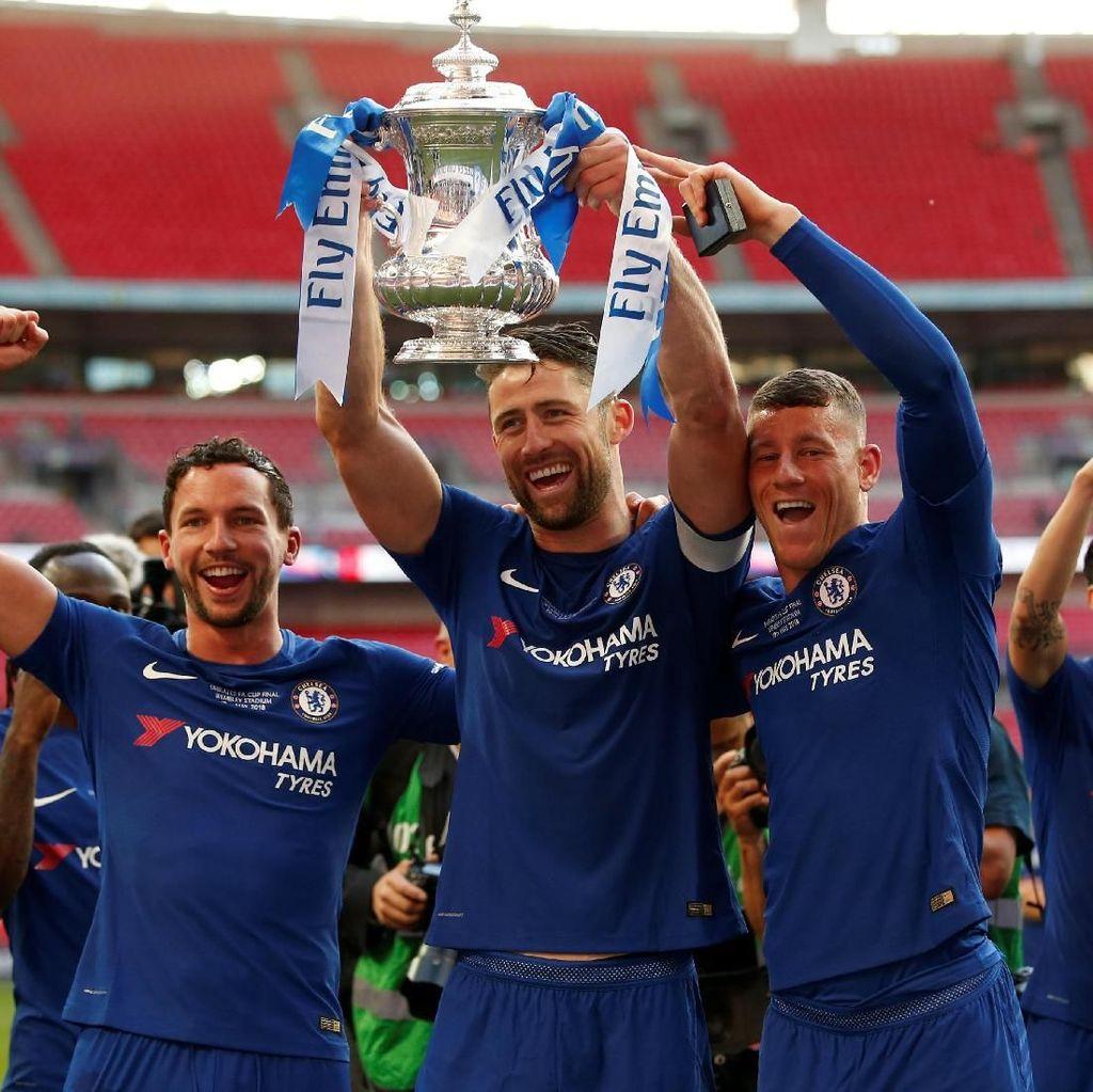 Gelar Juara Piala FA Menyelamatkan Musim Chelsea