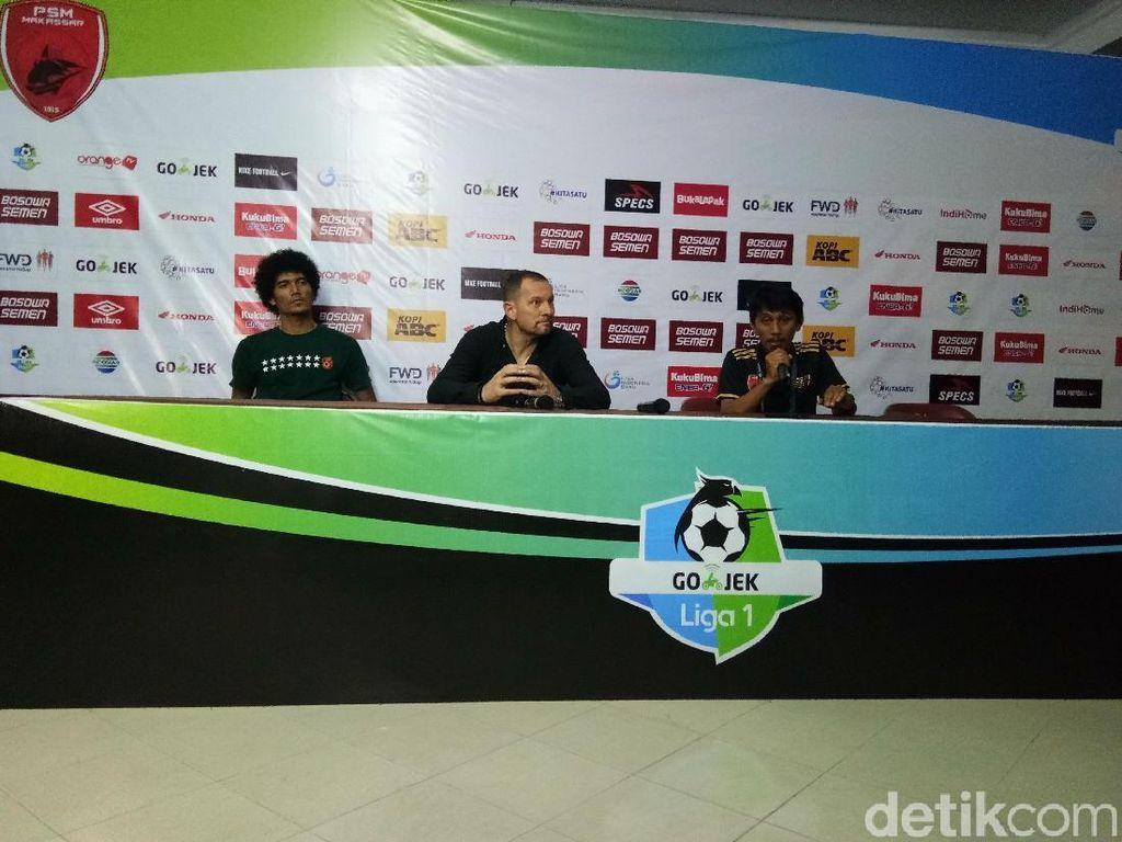 Dikalahkan PSM, Borneo FC Soroti Wasit