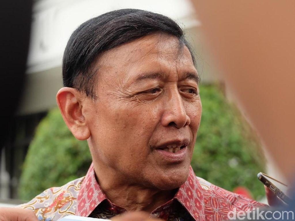 Wiranto akan Panggil KPK hingga BNN Bahas RKUHP