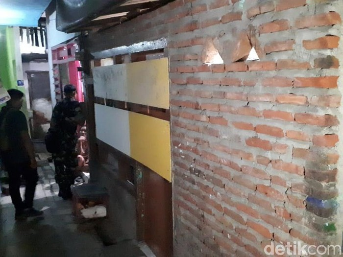 Begini Kisah Teroris Kedungturi Surabaya Saat Ditangkap Densus