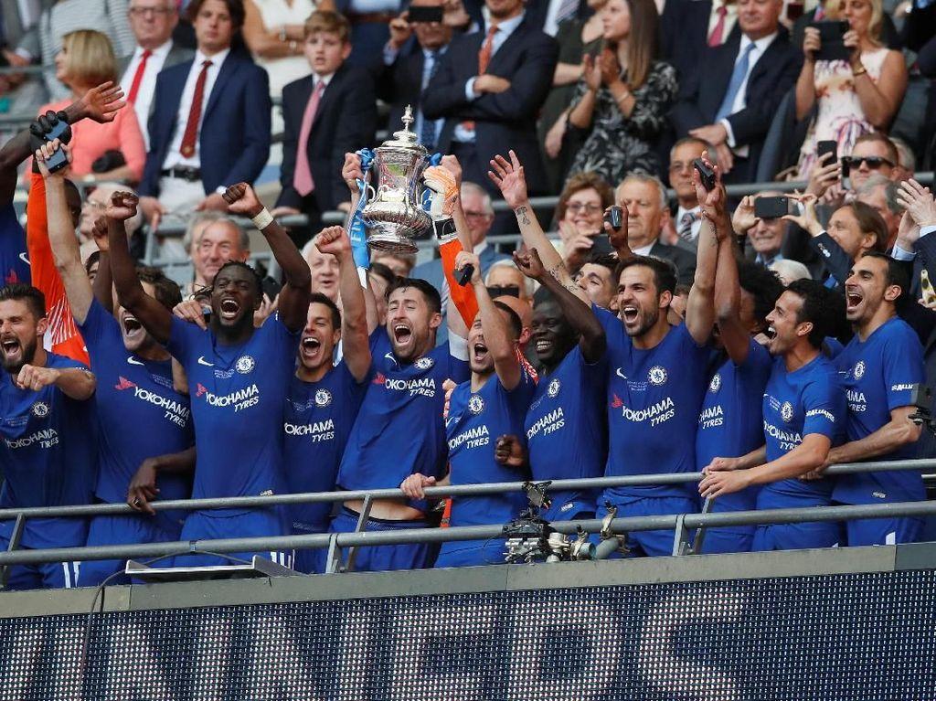 Untuk Kembali ke Puncak Premier League, Chelsea Mesti Saingi Belanja City-MU