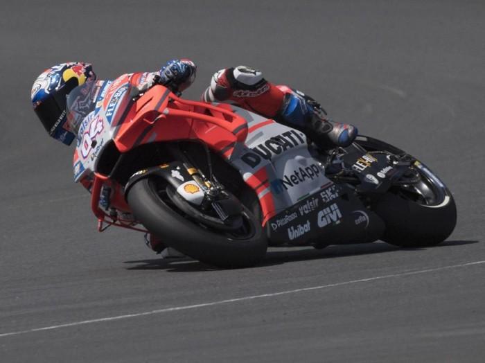 Kesalahan Kecil di MotoGP Prancis yang Tak Bisa Diterima Dovizioso
