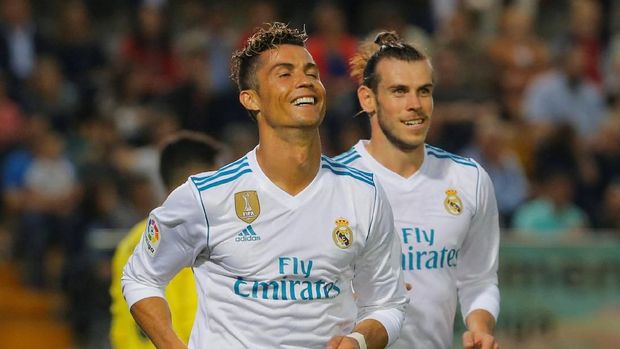 Lini depan Real Madrid membuat Alberto Moreno khawatir di final Liga Champions 2018.