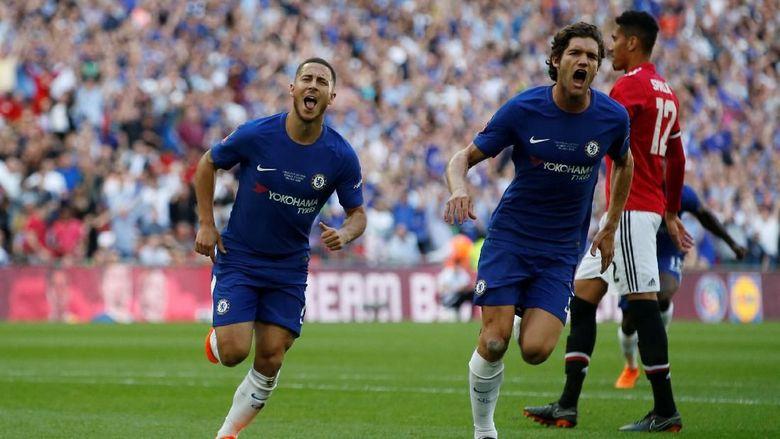 Chelsea Menjadi Juara Piala FA Usai Mengalahkan MU