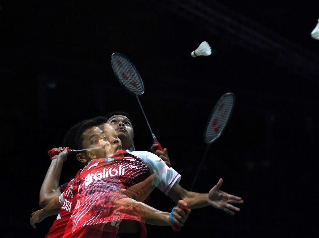 Indonesia Memulai dengan Mulus di Piala Thomas 2018