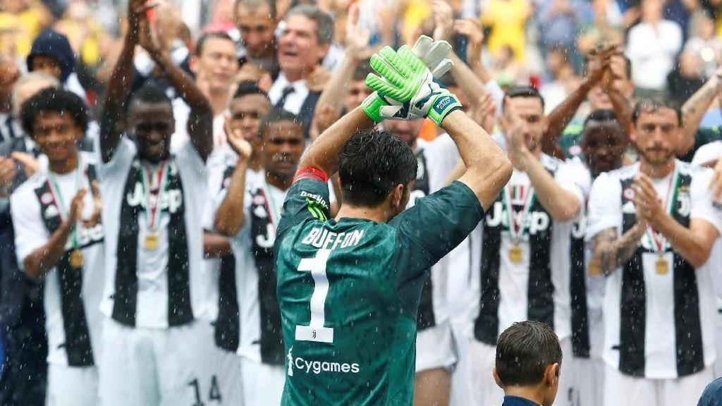 Memang Sudah Saatnya Buffon Tinggalkan Juventus
