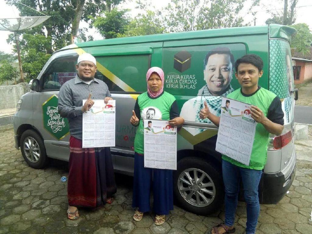 Menangkan Khofifah, PPP Keliling Jatim dengan Mobil Kampanye