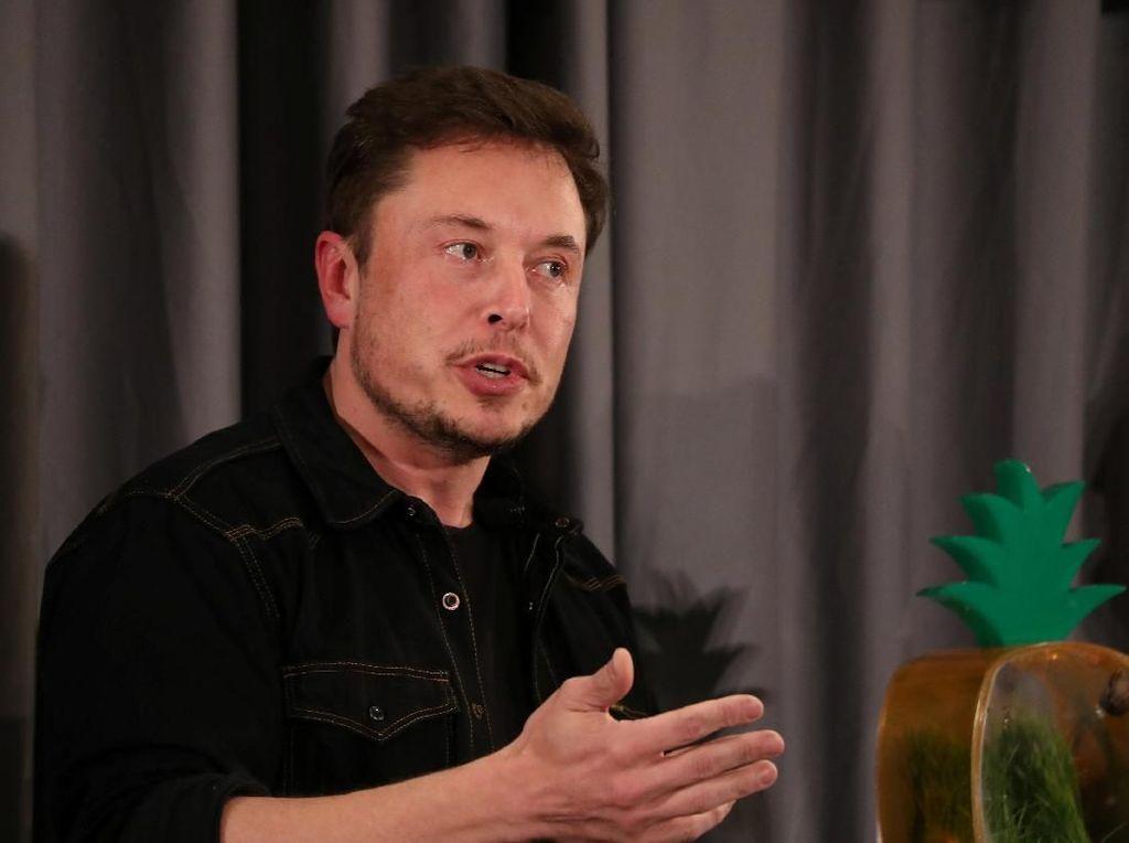 Elon Musk Bakal Punya Saingan Baru di Kursi Orang Terkaya Dunia