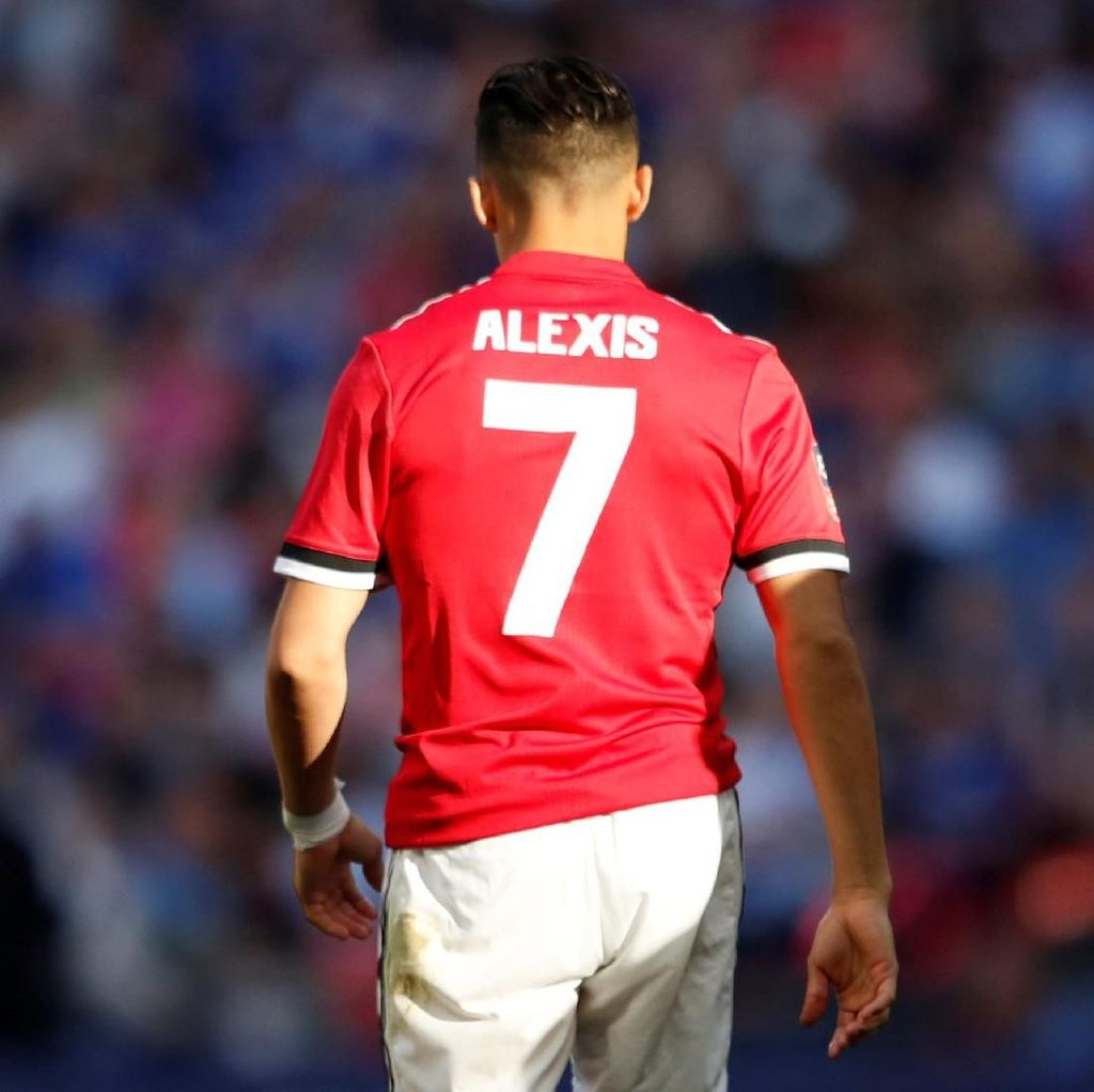 Mourinho Tidak Tahu Alexis Sanchez Ada di Mana