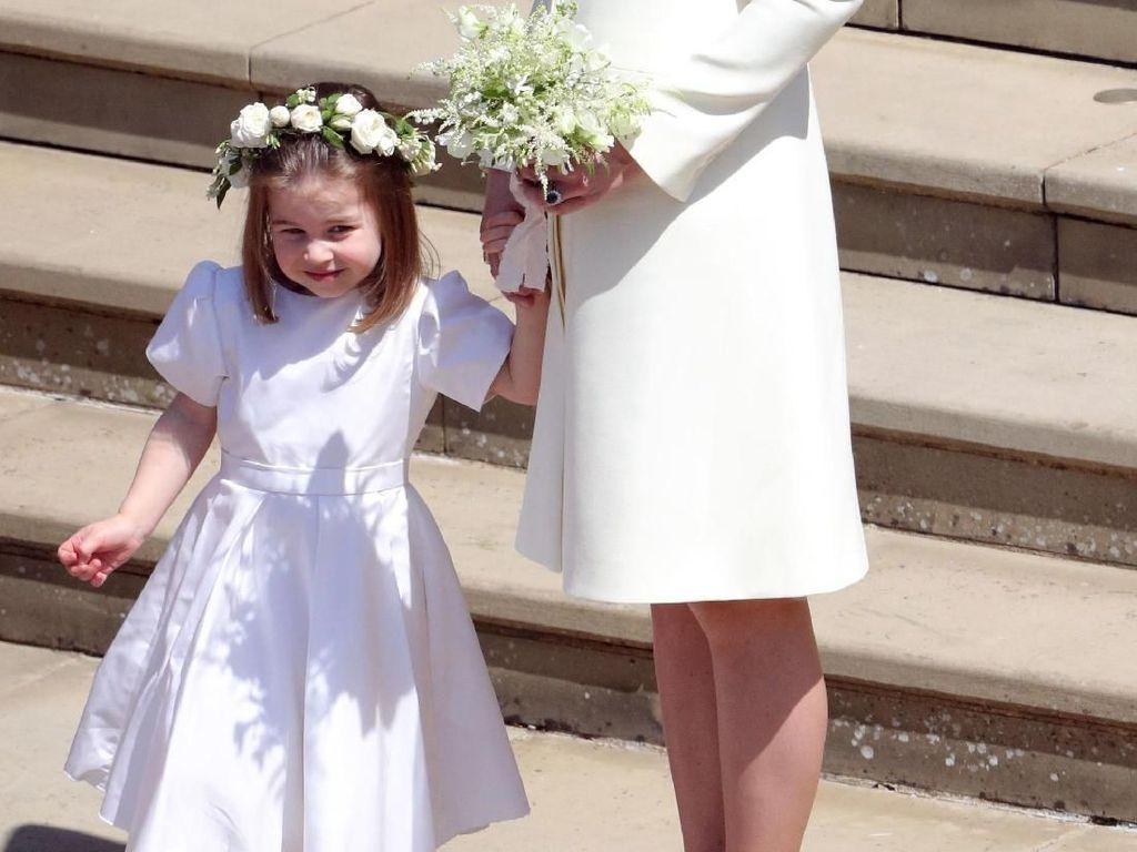 10 Topi Cantik nan Eksentrik Para Tamu di Royal Wedding 2018