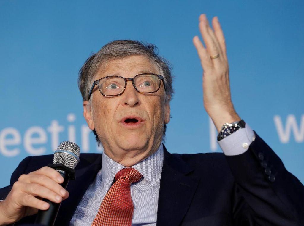 Donasi Bill Gates dan Konflik Kepentingan Saat Pandemi Corona