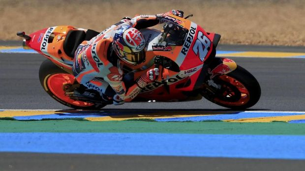 Posisi Dani Pedrosa di Honda dalam beberapa tahun terakhir jelas seperti pebalap kedua di bawah Marc Marquez.