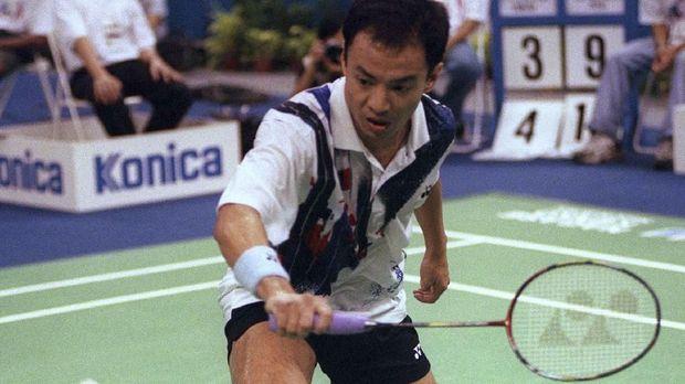 Hendrawan jadi salah satu anggota Tim Indonesia yang memenangkan Piala Thomas 1998.