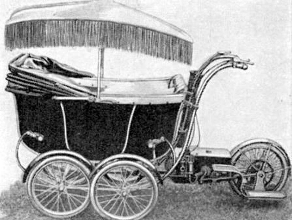 10 Inovasi Transportasi yang Konyol Banget