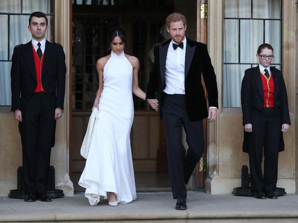 Inilah 7 Perbedaan Pernikahan Pangeran Harry dan William