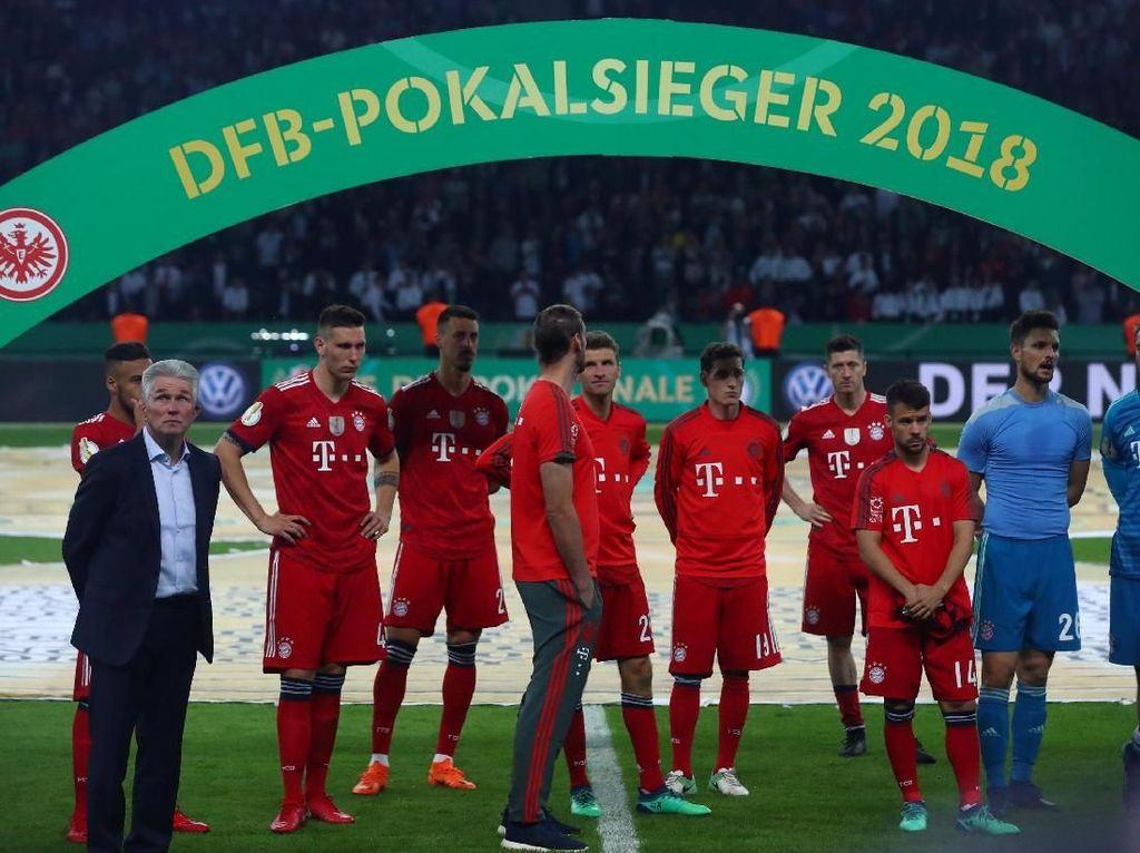 Kekalahan yang Seharusnya Bisa Dihindari Bayern