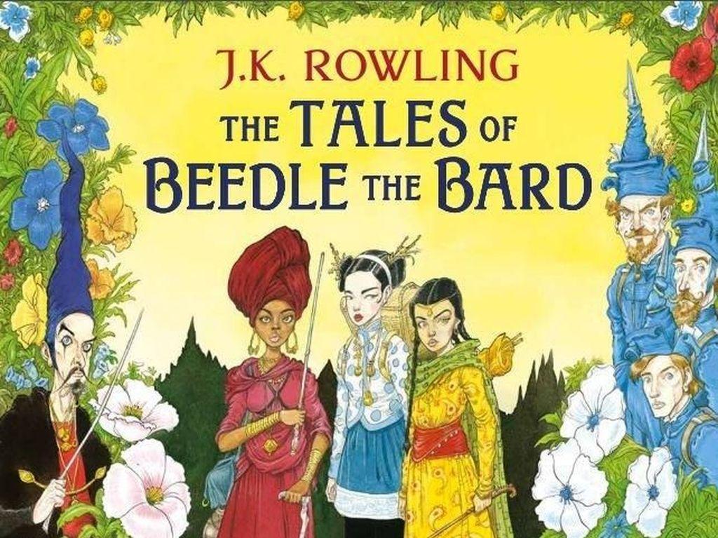 The Tales of Beedle the Bard Resmi Terbit di Inggris