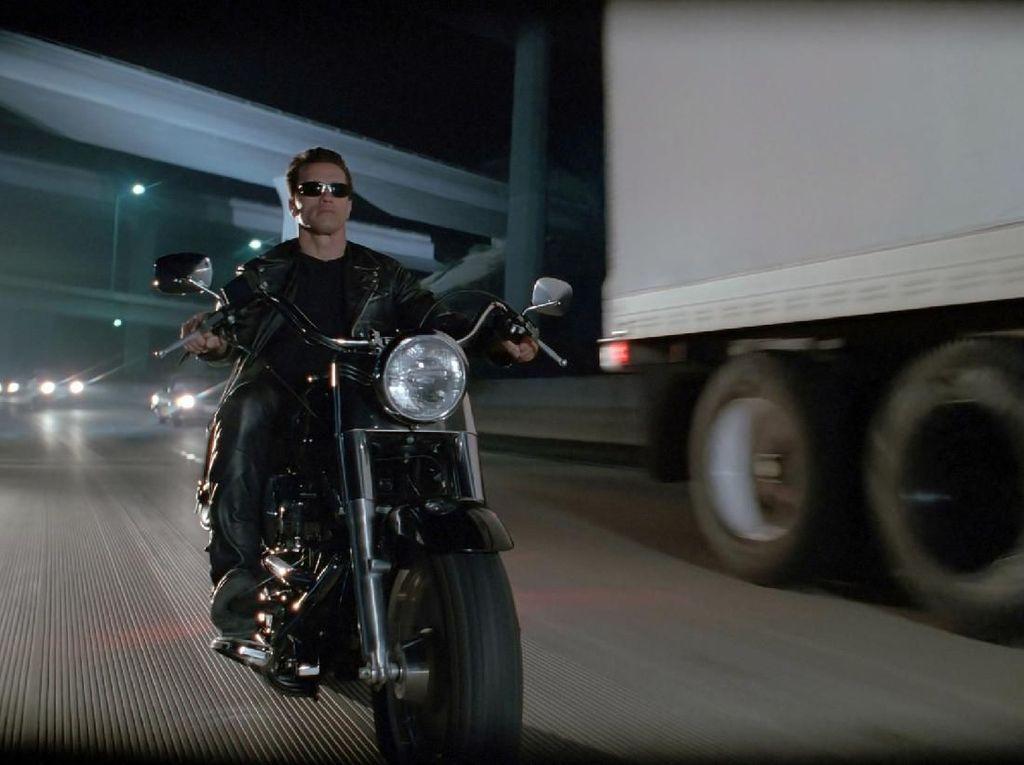Ada yang Berani Bayar Mahal, Harley Terminator Laku Rp 6,7 Miliar