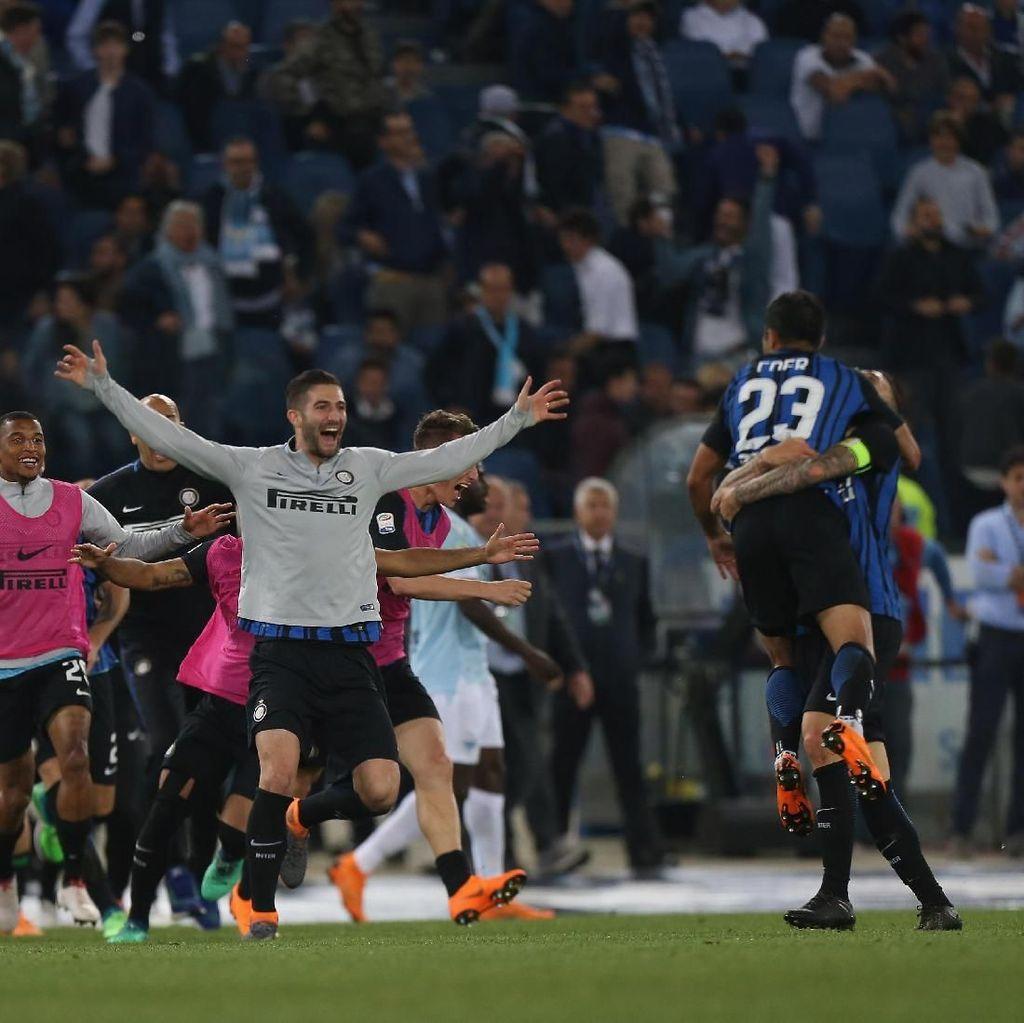 Kembali ke Liga Champions, Inter Pasang Target Tinggi