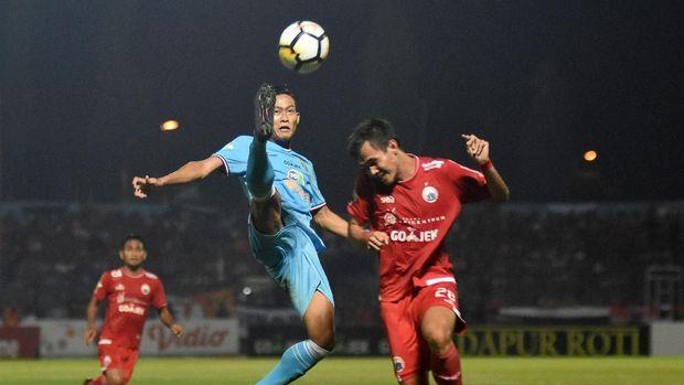 Persela bertekad mengalahkan Persija di Liga 1 2018. (