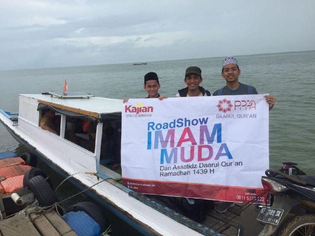 Beri Motivasi Keagamaan, Imam-imam Muda Datangi Pelosok Indonesia