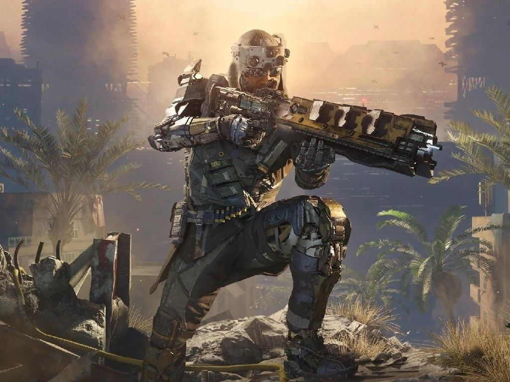 Pemilik Game Call of Duty PHK 750 Pegawai