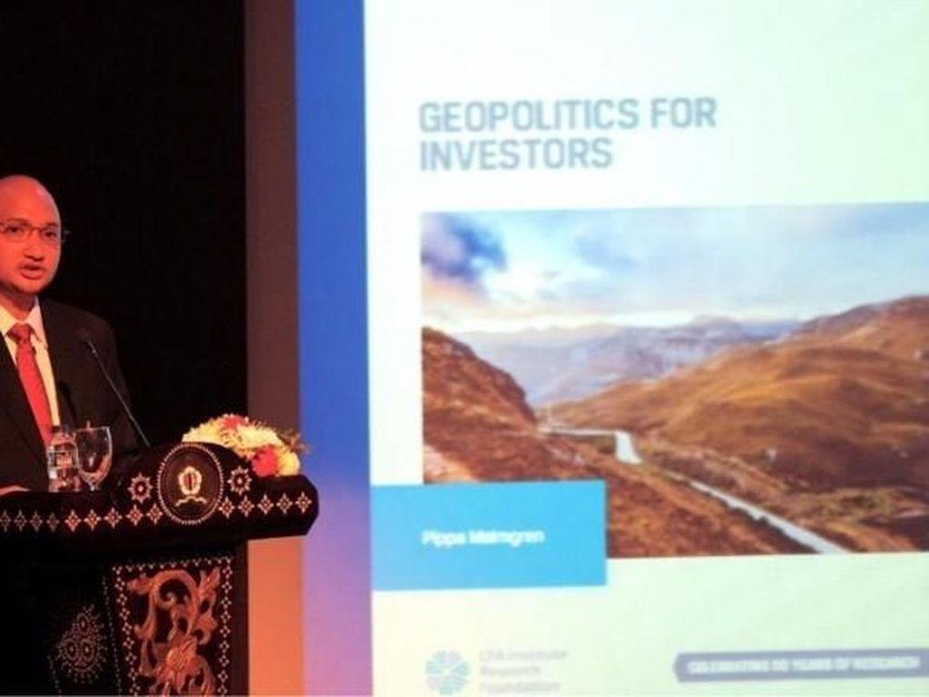 Paham Geopolitik Dibutuhkan untuk Samakan Persepsi Bangsa