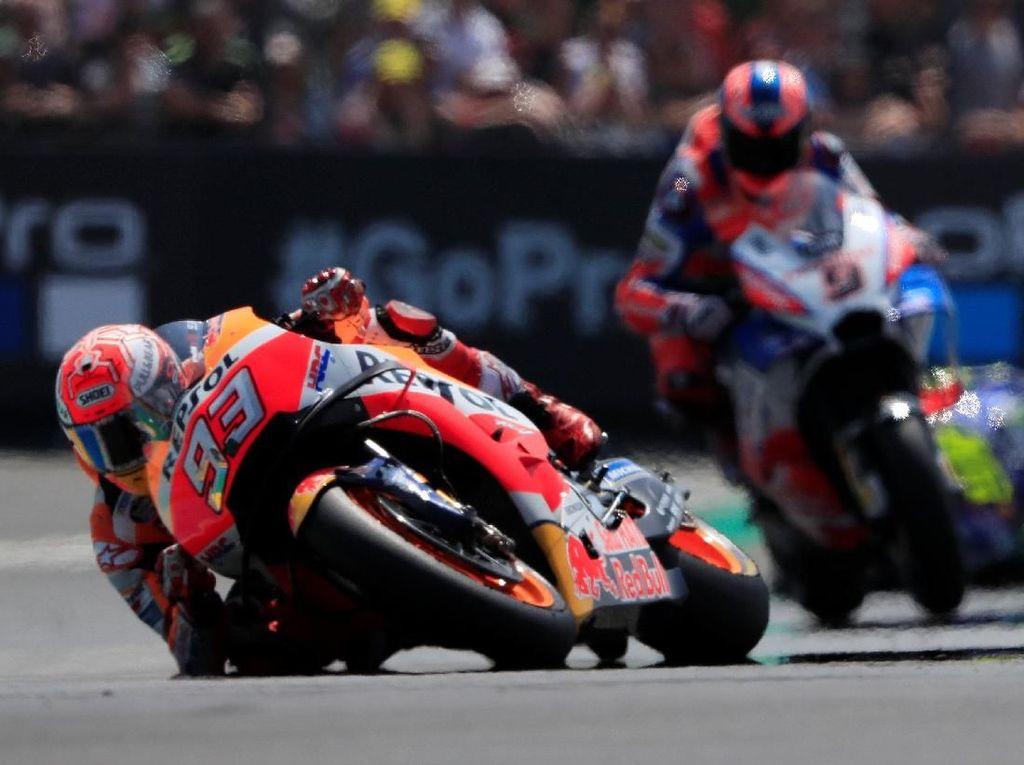 MotoGP Prancis 2018 Milik Marc Marquez
