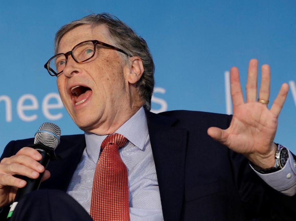Bill Gates yang Doyan Nonton Netflix