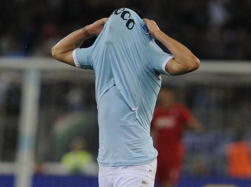 Kapten Lazio: Tiket Liga Champions Sudah Lepas Sejak Beberapa Pekan Lalu
