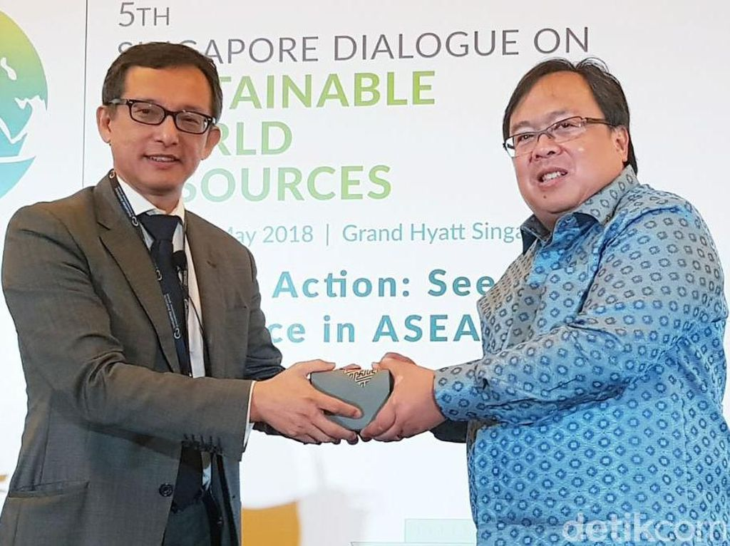 Komitmen Indonesia Hadapai Perubahan iklim