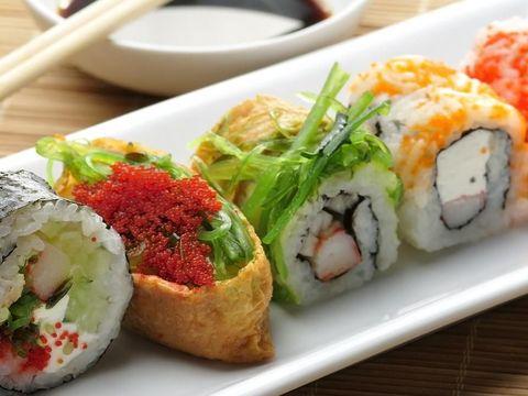 Bolehkah Ibu Hami Makan Sushi?/