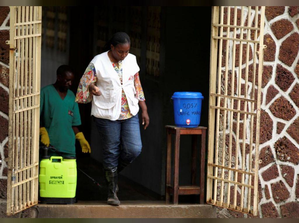 5 Fakta Ebola, Wabah Penyakit yang Muncul Lagi di Kongo