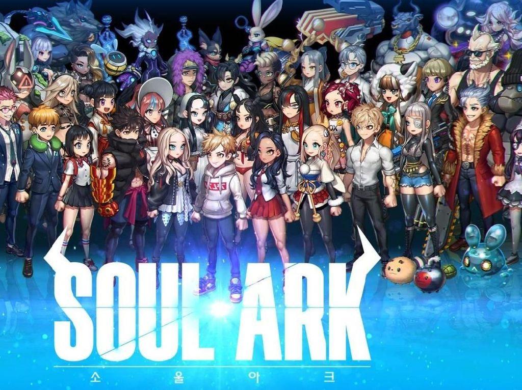 Game Turn-Base RPG Soul Ark Siap Serbu Indonesia
