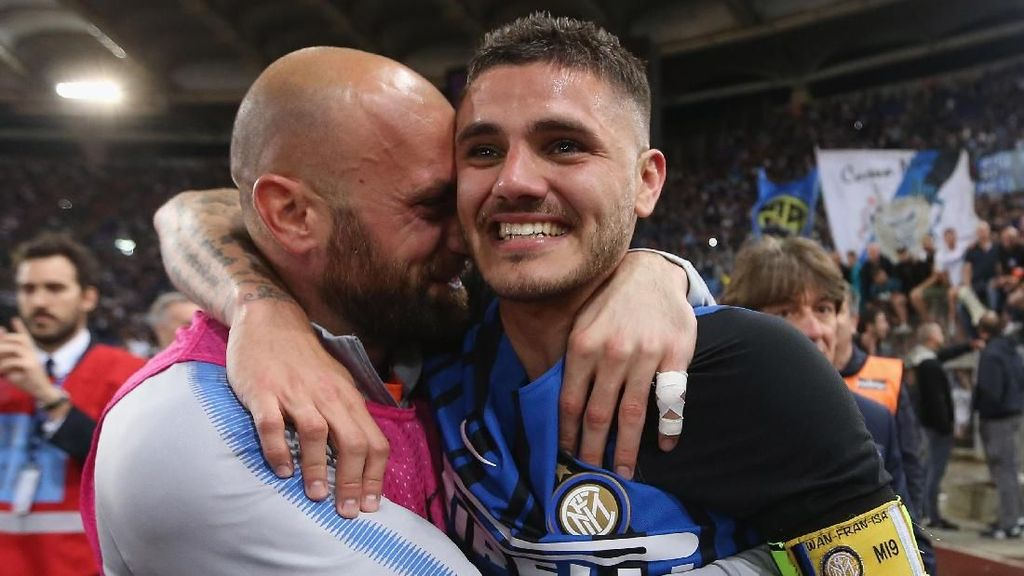 Inter ke Liga Champions Musim Depan, Bagaimana Icardi?