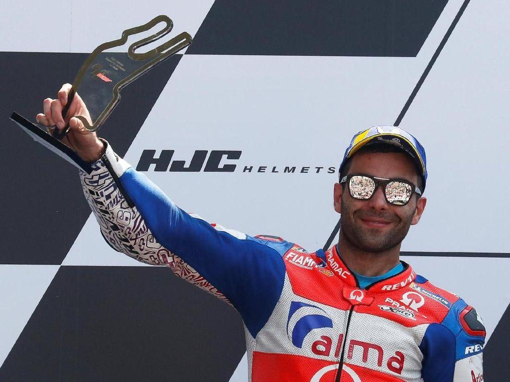 Ducati Dikabarkan Pilih Petrucci untuk Gantikan Lorenzo
