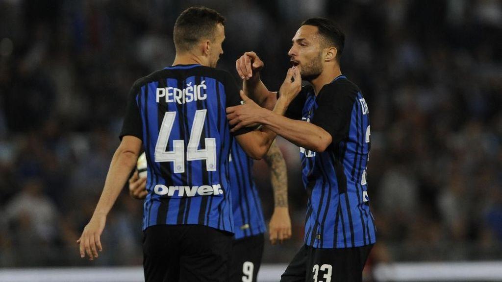 Menangi Duel Hidup-Mati Lawan Lazio, Inter Lolos ke Liga Champions
