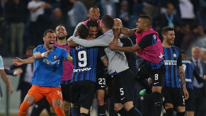 Inter Milan dianggap jadi pesaing serius Juventus di musim 2018/2019 (Paolo Bruno/Getty Images)