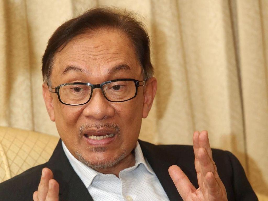 Anwar Ibrahim: Kemenangan Erdogan Jadi Kemenangan Dunia Islam