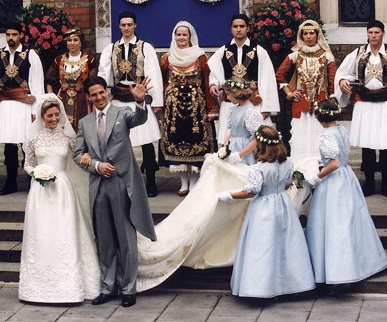 8 Gaun Pengantin Termewah Di Royal Wedding Termasuk Meghan Markle