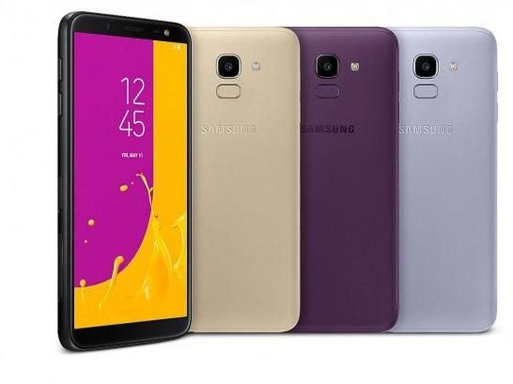 Galaxy J6, Ponsel Termurah Samsung dengan Infinity Display