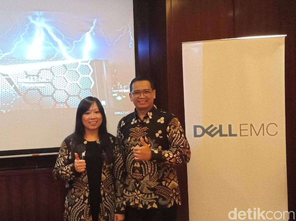 Data Center Tercepat Dell EMC Tiba di Indonesia