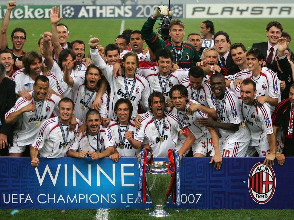 Pemain-Pemain yang Paling Banyak Tampil di Final Liga Champions